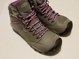 KEEN 1016966 CANBY AT WP  Lace Up Boots WOMEN'S 9.5 M
