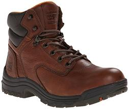 "Timberland PRO Women's 55398 Titan 6"" Soft-Toe Boot,Brown,8"