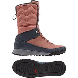 ADIDAS CW CHOLEAH HIGH CP WINTER SNOW BOOTS WOMEN'S SHOES SI