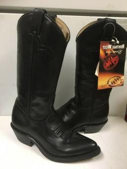 Heritage West By Double H Boots Women's Leather Western 5140