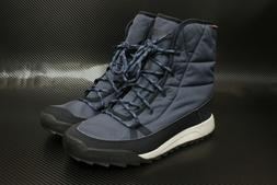 Adidas AC7847 Trace Blue Black Padded Women's Winter Boots S