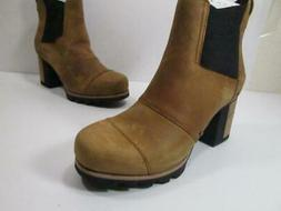 SOREL Addington Chelsea  Boots Women's  size:  NEW Brown