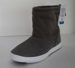 ed80943c159f Adidas Attitude Winter Boots Women s Suede Mid Fur Lined Gre