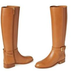 Authentic Tory Burch | Woman's Sz 7 Tan Brooke Knee High Gen