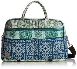 prAna Bhakti Weekender Bag, Emerald Waters, One Size