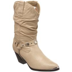 Dingo Fashion Boots Womens Leather Bailey Harness DI 526