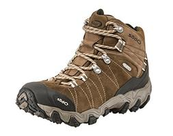 Oboz Women's Bridger Bdry Hiking Boot,Walnut,10 M US