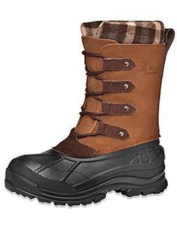 Kamik Women's Calgary Boot,Tan,7 M US