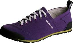 evolv Women's Cruzer Purple Approach Shoe,Purple,5 M US
