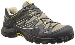 Salomon Women's Ellipse GTX Hiking Shoe, Thyme/Asphalt/Dark