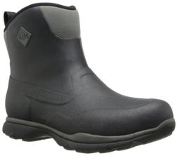 Muck Boot Men's Excursion Pro Mid Black/Gunmetal  Outdoor Bo