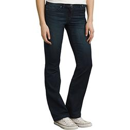 prAna Geneva Jean Regular Inseam Pants, Dark Indigo,