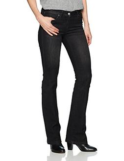 prAna Geneva Jean Tall Inseam Pants, Black, Size 14
