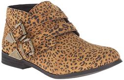 Volcom Women's Getter Boot, Cheetah, 8.5 M US