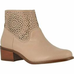 Vionic Hope Luciana Women's Perforated Detailed Ankle Boots,