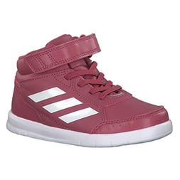 adidas Infant Kids Girls Shoes AltaSport Mid Casual Boots Ru