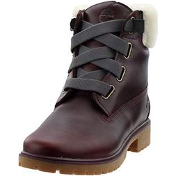 Timberland Womens Jayne 6 in WP Shearling Convenience Boot,