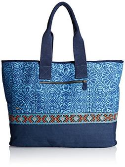 PRANA Women's Jazmina Tote, One Size, Nautical