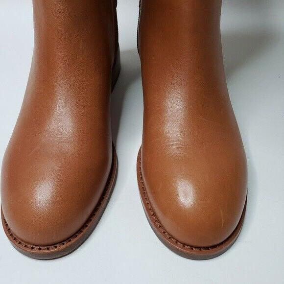 Authentic Woman's Brooke Knee Leather