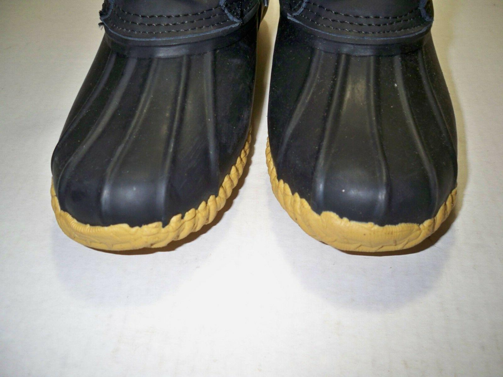 American Eagle Outfitters Duck Boots 8 M NoBox