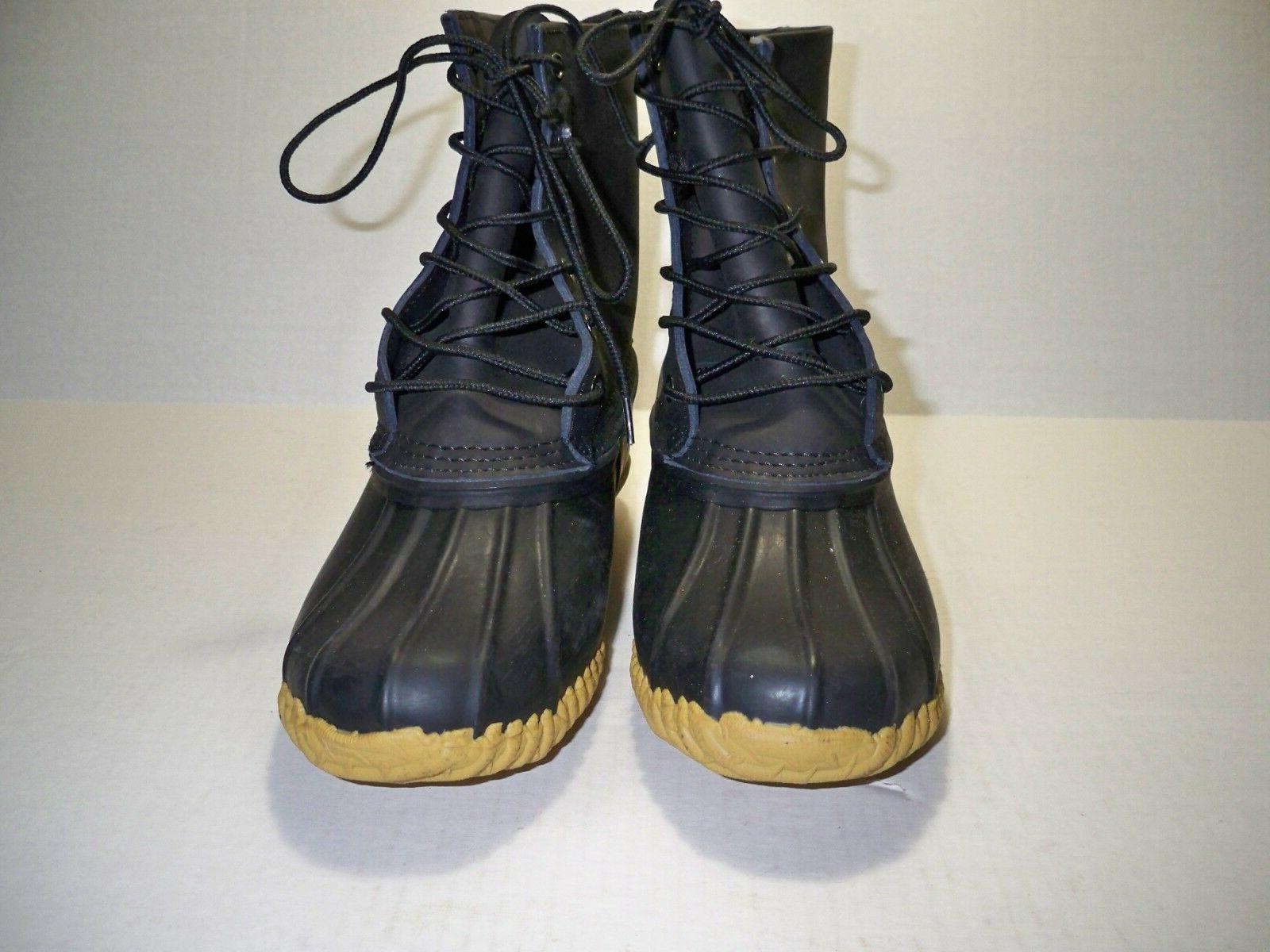 American Eagle Outfitters Black Duck Size 8 M NoBox
