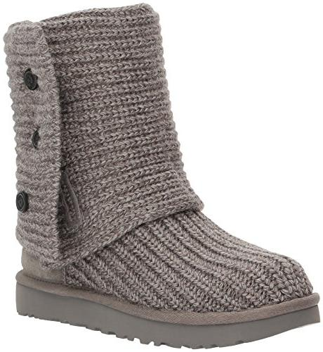 classic cardy ii knit boot
