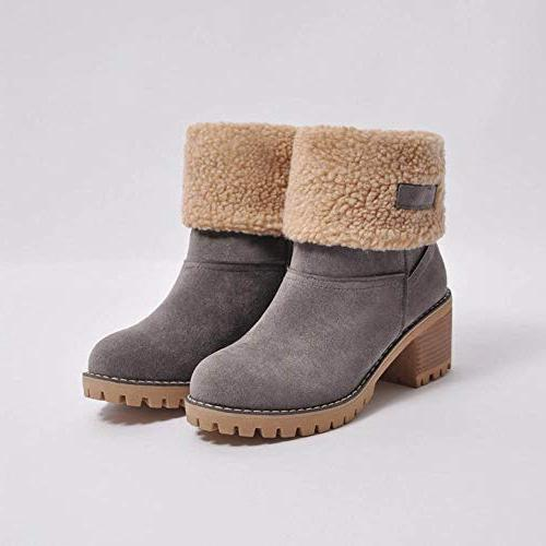 Londony♥‿♥ Sales,Women's Boots Trim 815 Ankle Boots