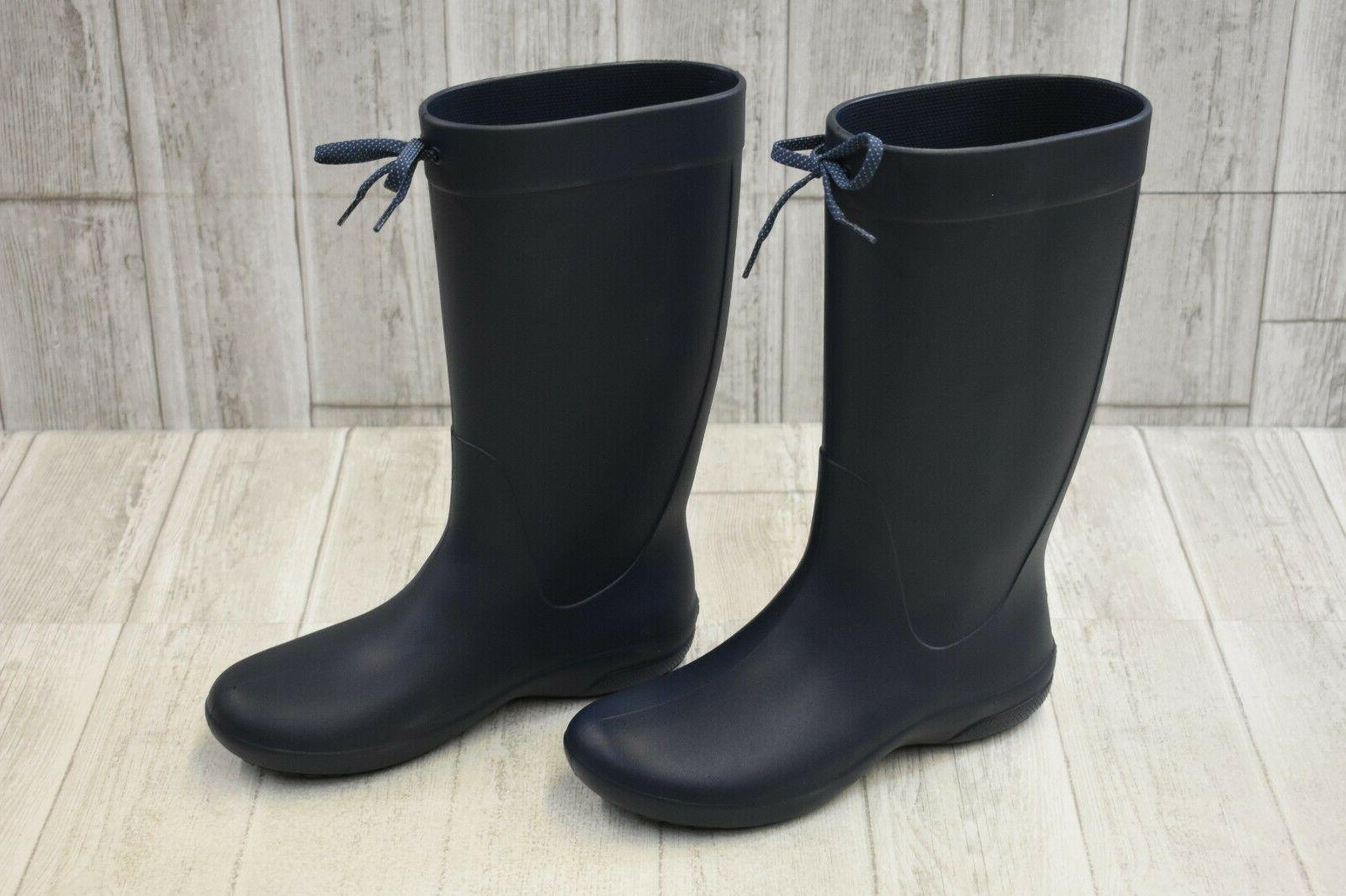 Crocs Rain Boots, Women's NEW