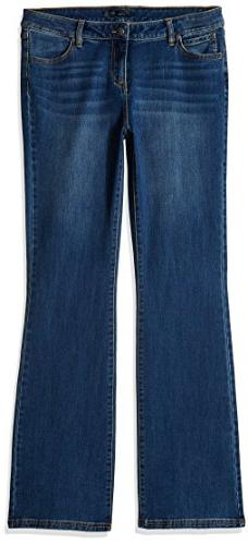 prAna Geneva Jean Tall Inseam Pants, Antique Blue, Size 2