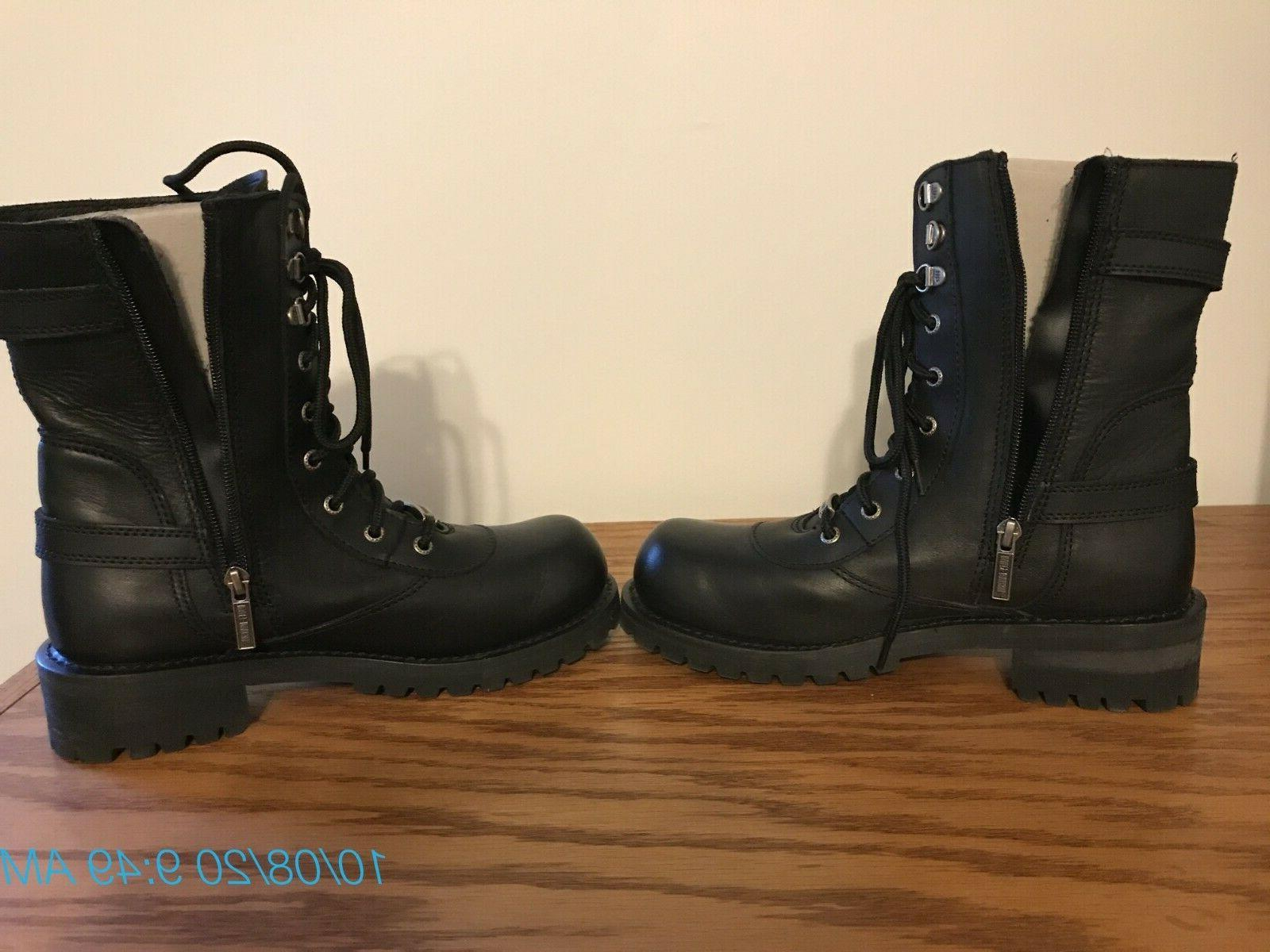 Harley-Davidson Women's Motorcycle Boots Size 9.5