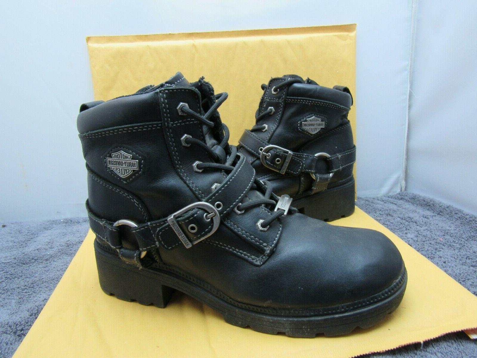 harley davidson women s motorcycle boots d84424