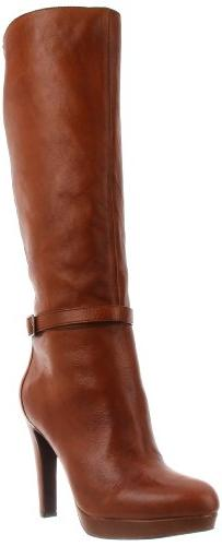 Jessica Simpson Women's Khalen Knee-High Boot,Whiskey Wester