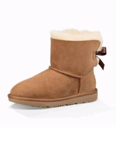 new ugg boots womens mini bailey bow