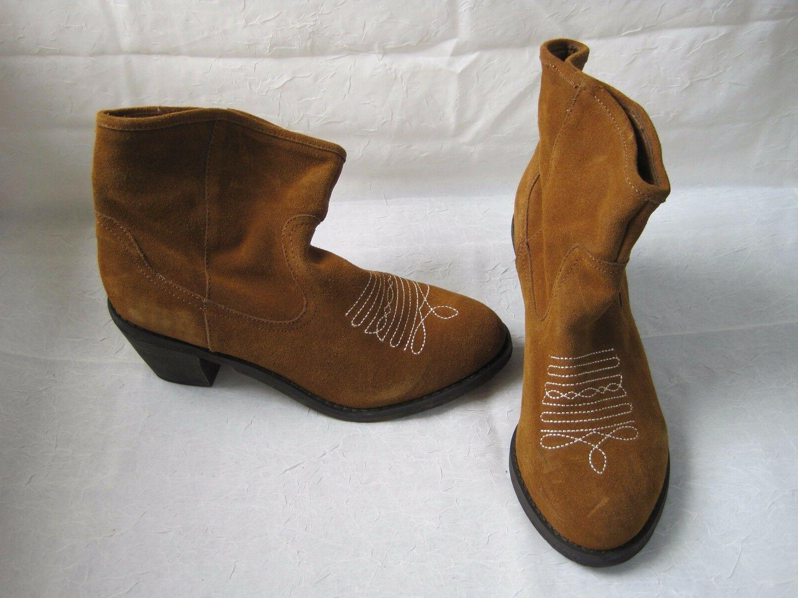 New Women's Skechers Aloft Tex Mex Leather Suede Boots Style