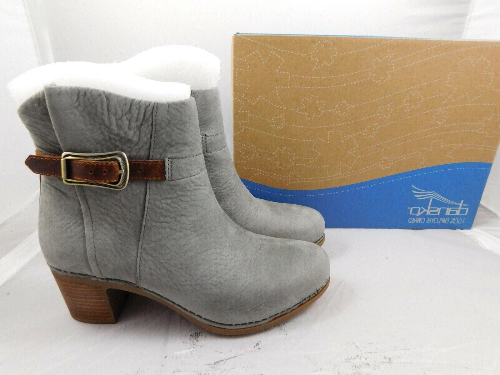 Boots Nubuck Ankle