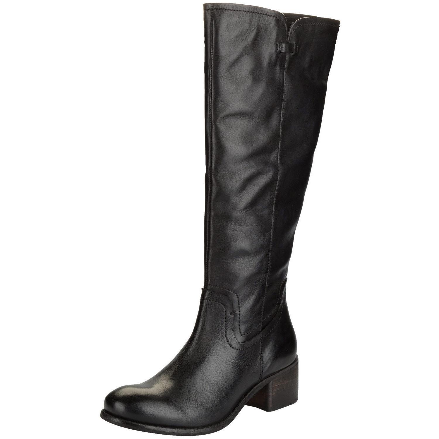New Women's Skechers Knee High Boots Black