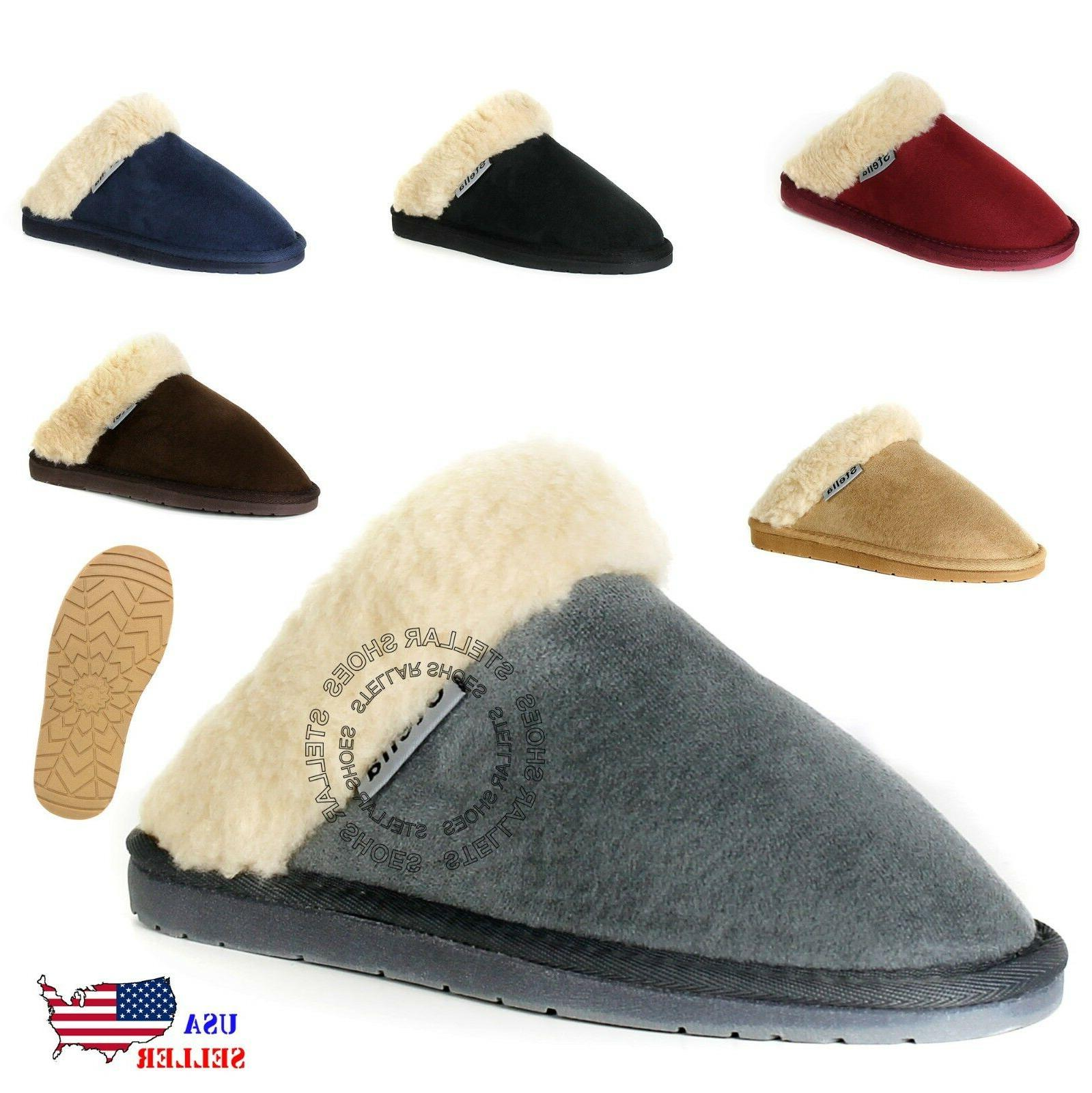 New Four Button Faux Lined Shearing Mid Calf Winter Snow Fur