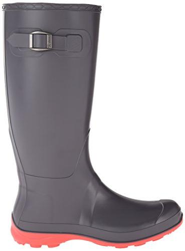 Kamik Boot Women's Charcoal/Red,