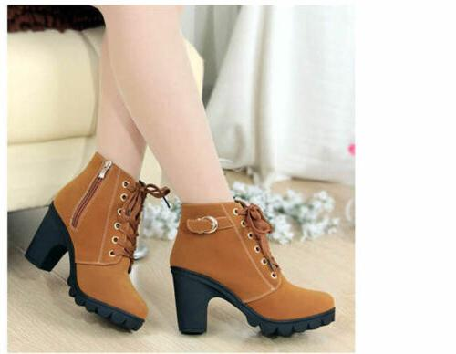 Up Ankle Zipper Size