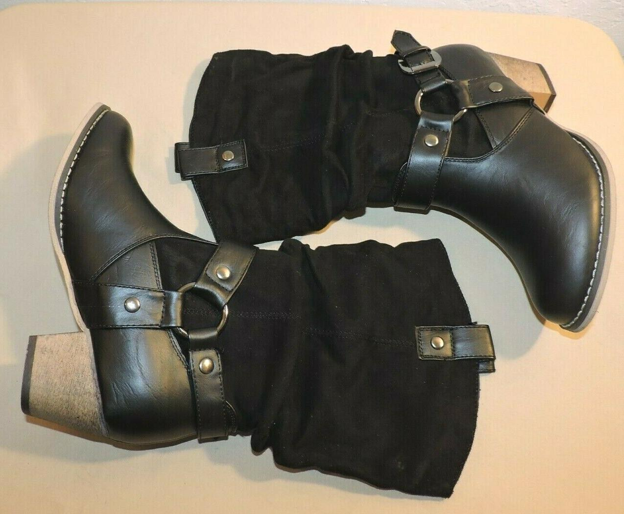 wild 06 western style cowboy boots new