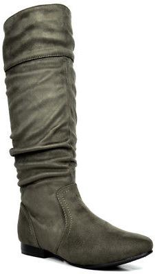 DREAM Flat On Weather Knee Boots
