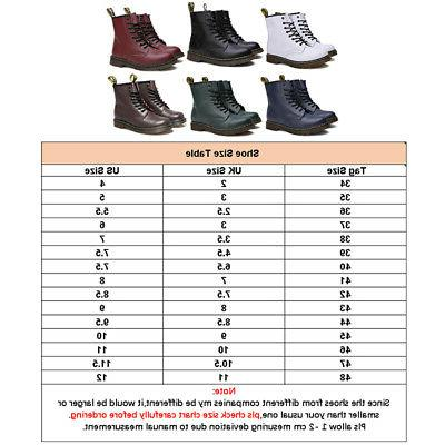 Women's Casual Boots Classic Martens Ankle