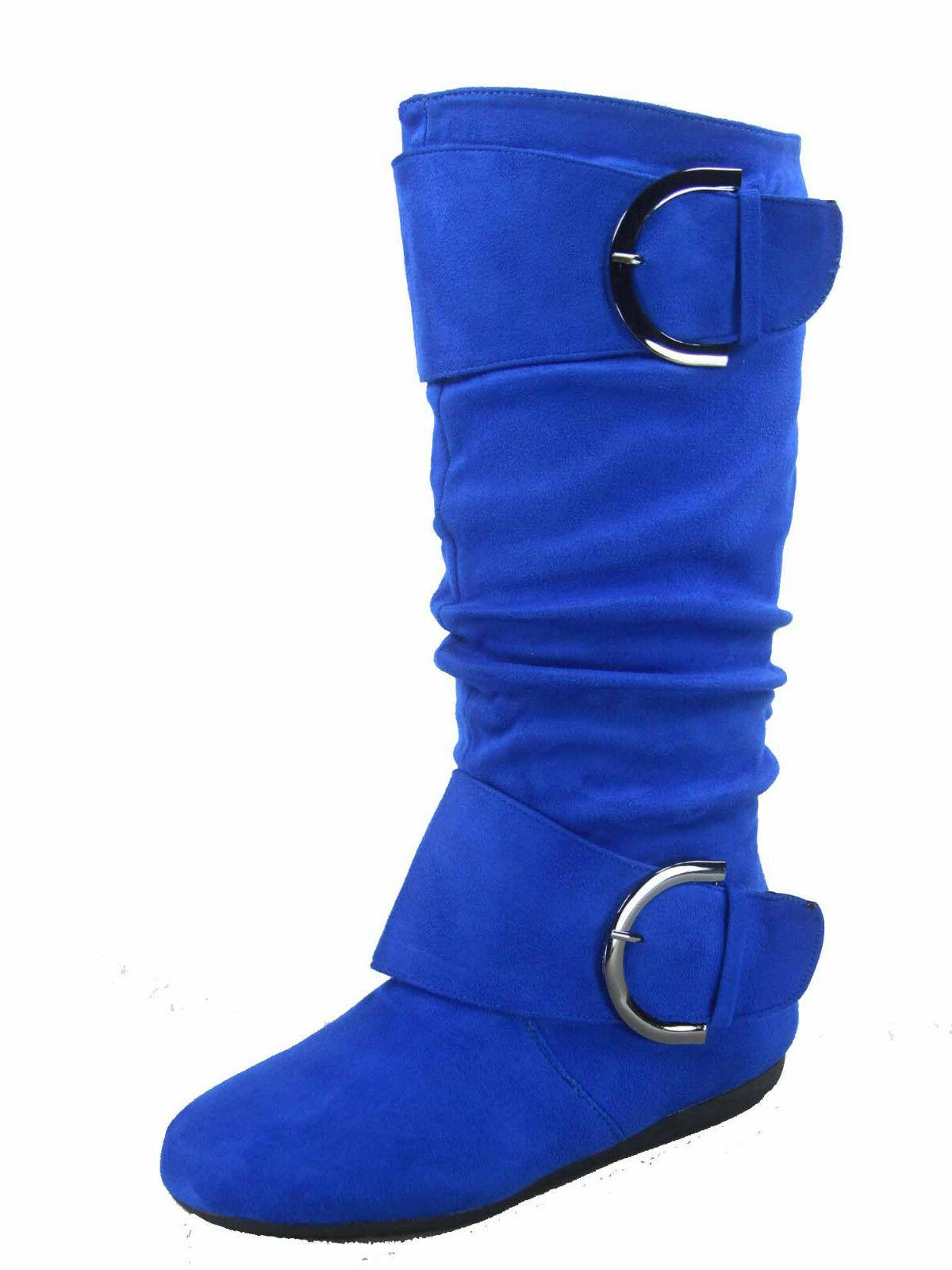 Women's Casual Mid Calf shoes New