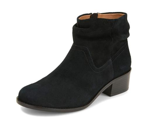 Vionic Women's Hope Kanela Boot - Ladies Bootie with Conceal