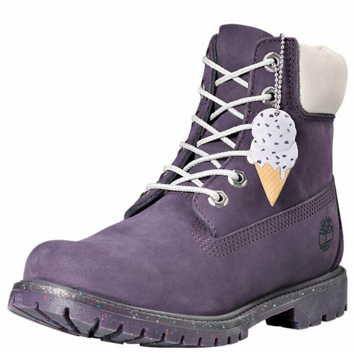 Timberland Women's Collection Purple Gray