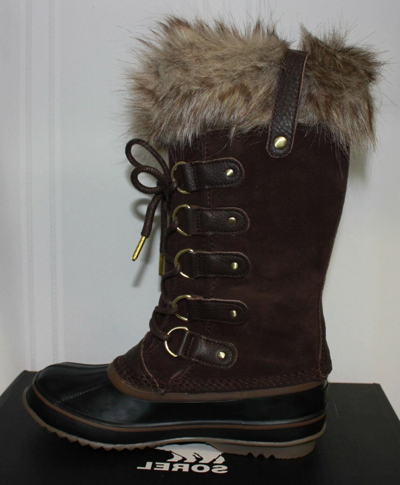 Sorel Women's Arctic boots Cattail Brown New With