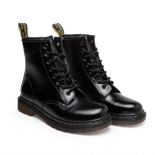 Women's Combat Lace-Up Round