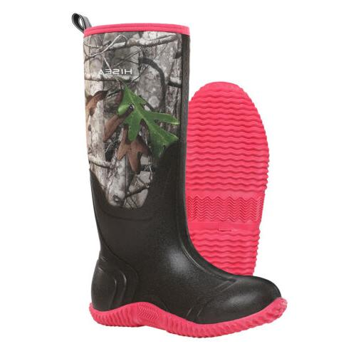 HISEA Women's Boots Outdoor Hunting Boots