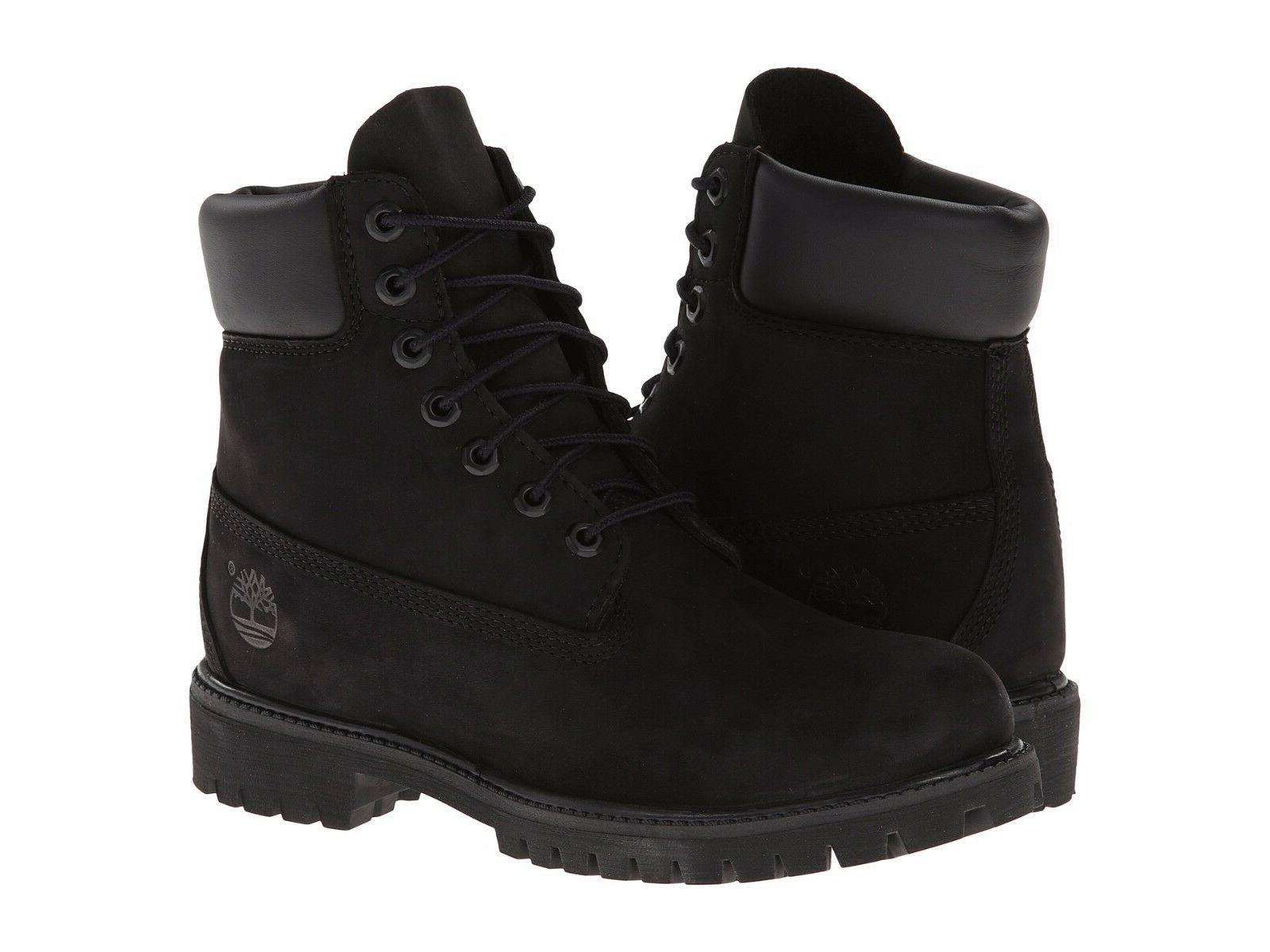 Women's Shoe Timberland 6 Inch Premium Waterproof Lace Up Bo