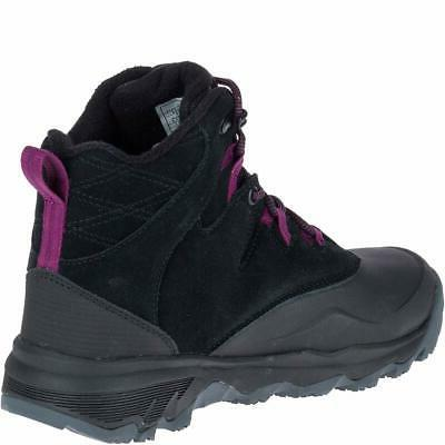 "Merrell Thermo Shiver 6"" Black/Purple 9.5M"